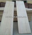 heze kaixin borde paulownia pegados tableros de madera maciza