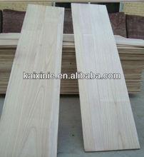 heze kaixin paulownia edge glued solid wood panels