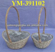 2013 new designed wicker gift basket set