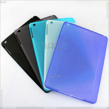 Anti TPU Case Cover for iPad 5--- P-iPAD5TPU001