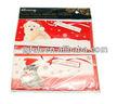 preto e branco cartões de natal