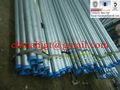 Bs1387 / EN10025 EN10219 G344 / A53 Gr A B B D / API 5L / galvanizado A quente tubos de aço GI tubo couping enfiar caps para água A gás