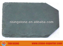 Chinese Beautiful Black Roofing Slate(Factory+CE)