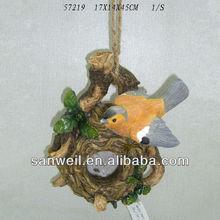 hanging bird house ,garden decoration