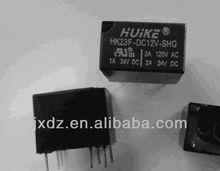 HK23F-DC12V-SHG HUIKE RELAY 2A 120VAC 2A 24VDC