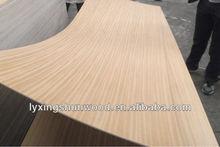 Good quality teak door skin with poplar core from xingshun factory