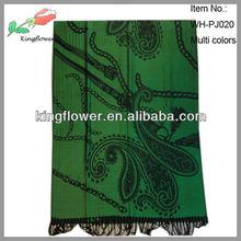 fashion high quality soft feeling paisley pashmina