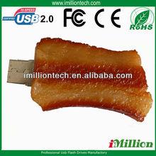 PVC meat microsoft usb drive,Hot usb flasj drive