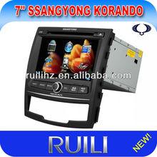 DVD Car Audio for SsanngYongKorando
