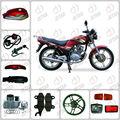 Motocicleta piezas de repuesto para haojue hj125-7