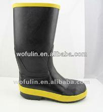 mining rubber boot steel toe