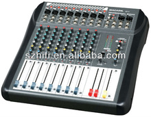 Hight quality Amplifier mixer GD-8 Stage computer light console