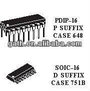 MC14042BFEL ON Semiconductor-12-Bit Binary Counter IC
