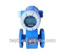 MODBUS/REMOTE digital electromagnetic water/beverage/milk flow meter