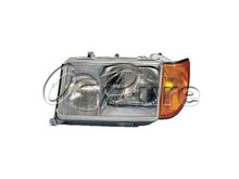 headlight 124 820 59 61 for mercedes benz w124