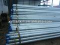 Galvanizado por inmersión en caliente de acero al carbono tubo tubo galvanizado / GI / galvanizado por inmersión en caliente de acero tubo q235b, Astm 53