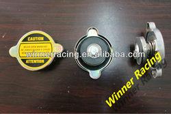 Chrome auto/bike radiator cap cover 1.3BAR/19PSI/19LBS for MGA/MGB/MINI/TRIUMPH/JAGUAR/LOTUS/ROVER/LAND/RANGE/AUSTIN