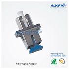 Metal SC LC Female Fiber Optic Hybrid Adapter