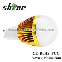 GU10 7w bases led bulb high power