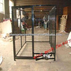 DOG KENNEL IN FENCING,TRELLIS&GATE