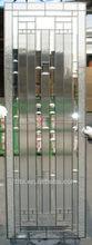 Decorative Glass- WALNUT