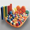 Soft/Medium/Hard Putzmeister Concrete Pump Sponge Ball (CZIC GROUP-PUMP PARTS)