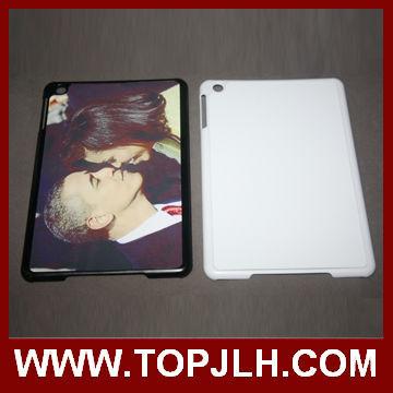 Sublimation 3D case cover for iPad mini sublimation