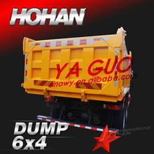 sinotruk hohan 6X4 mercedes benz used trucks