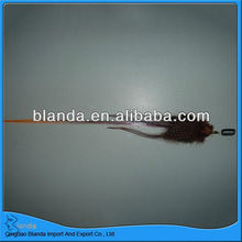 High quality Rooster feather hair extension with clips