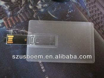 transparent 500GB usb flash drive