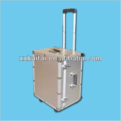 Shockproof custom trolley aluminum box