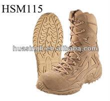 famouse brand American rubber slip resistant tan desert boots 2013