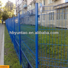 designs for steel fence