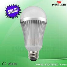 Parking lot LED light bulbs for 3 years warranty 10W