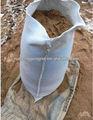 Poliéster( pet) não tecida saco de areia