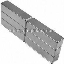Neodymium Magnets 1 x 1/4 x 1/4 inch Bar N48