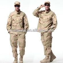Tactical Rip-stop BDU Khaki Military Uniform
