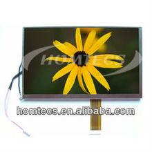 """PVI 7"""" Analog Screen 1440*234 Dots Analog TFT LCD Panle PW070XS1"""