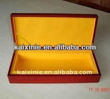 2012 Hot sell enviromental wooden box wooden cookie boxes