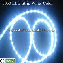 2012 Most bright 12v 5050 floor light led strip lighting