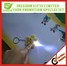 Top Quality Most Welcomed Customised LED Light Keychain