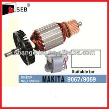 Rotor de herramientas de platino con grado Makita 9069