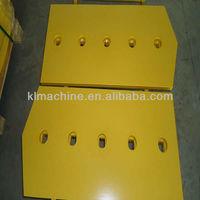 oem D85 earthmoving equipment dozer grader parts blade cutting edges