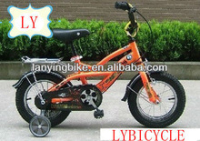 Hot selling baby boy bmx bike,child bike bicycle with carrier caster wheels