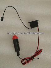 stable el wire inverter /12v car power inverter / DC12V inverter +cigeratte lighter