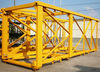 Telescoping Cage For Tower Crane
