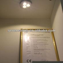 3*1W DIY LED Cabinet Light Set 350mA Constant Current(SC-A110A)