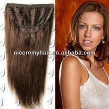 half wigs for white women