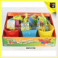 plastic beach buckets and spades beach bucket sand bucket SSZ131700