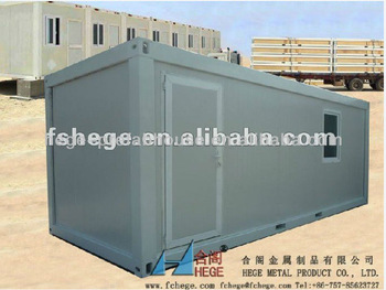 20ft standard Container House